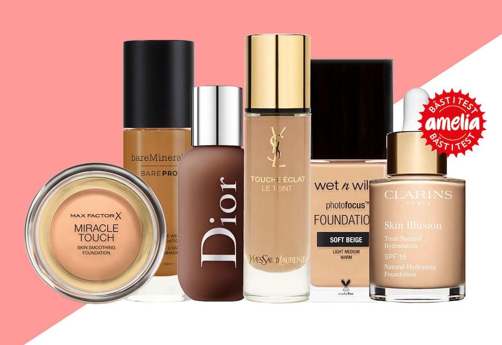 """""""Denna foundation är som en andra hud. Årets höjdare för dig som vill ha hud med en naturligt daggfrisk look"""""""