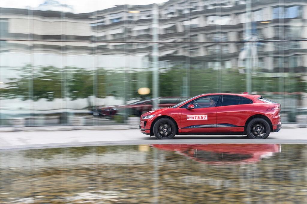 På bara några år har Jaguar I-Pace gått från hetaste hett...