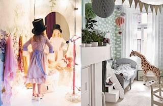 11 mysiga barnrum med fina & smarta lösningar – inspiration