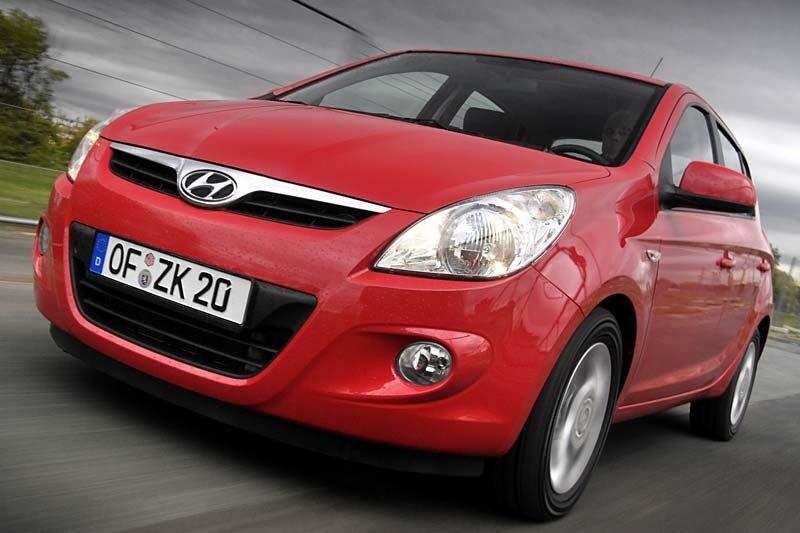 Provkörning av Hyundai i20 1,4