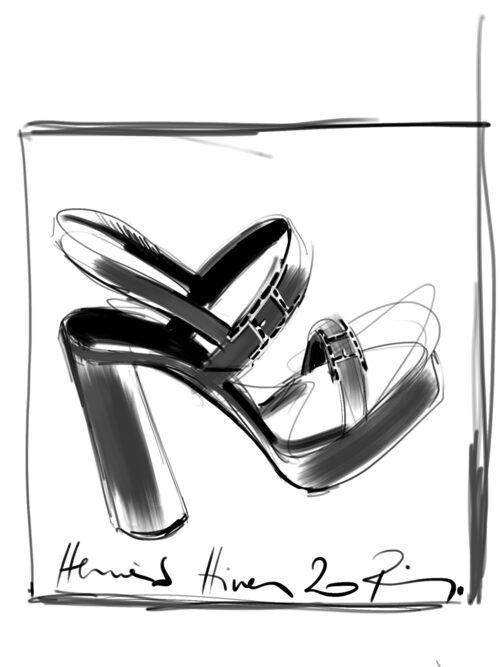 Hermès AW2020.