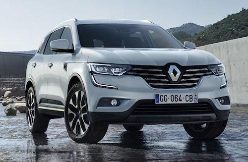 Nya Renault Koleos
