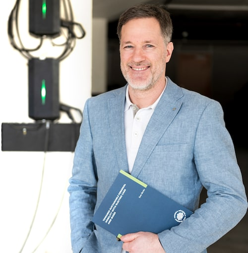 Sven Borén är Sustainability Researcher (PhD).