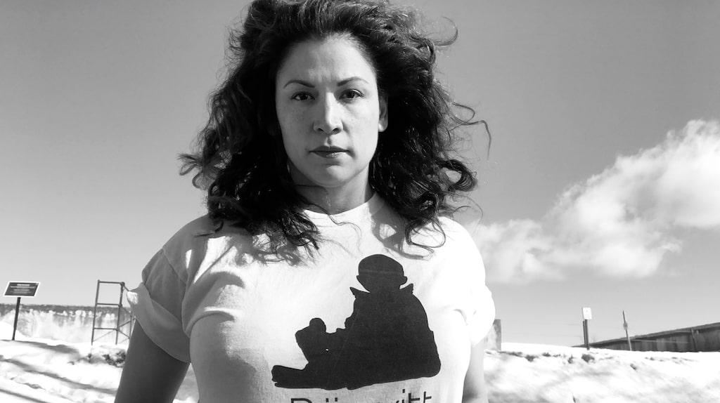 Skådespelaren Malin Arvidsson förlorade dottern Nike i vecka 40.