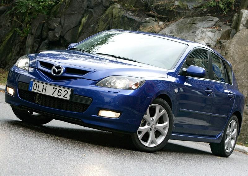 Provkörning av Mazda 3 2,0 Sport