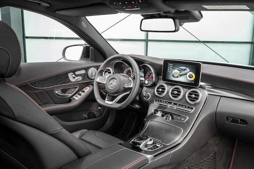 Mercedes C 450 AMG 4Matic