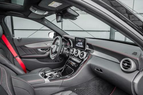 Mercedes C 450 AMG 4Matic Kombi