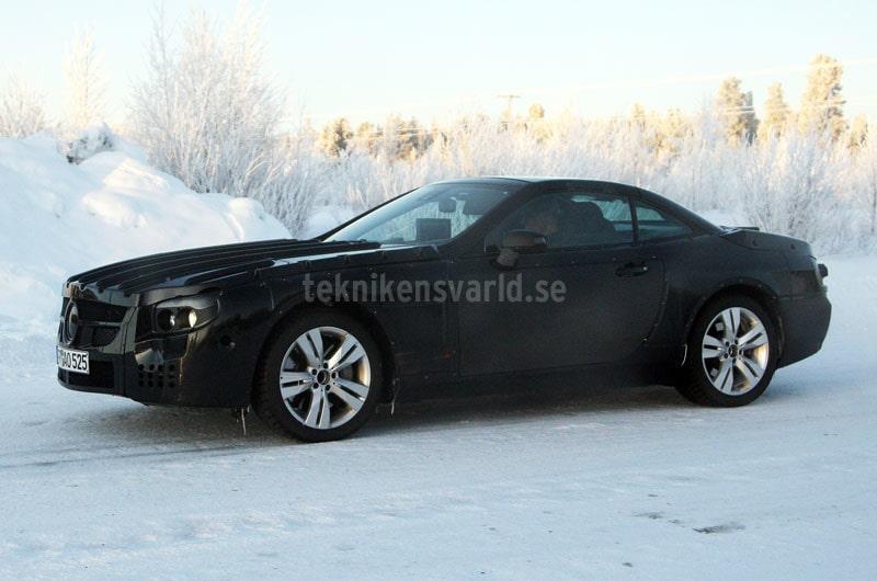 100126-Mercedes SL 2012