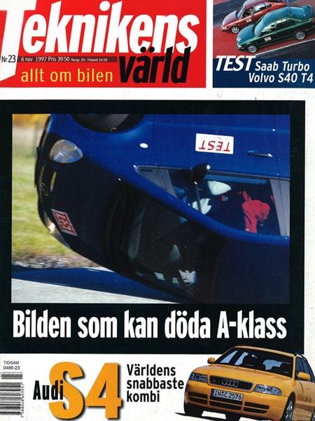 Teknikens Värld nummer 23 / 1997