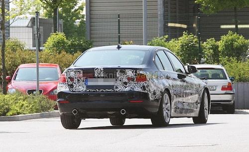 Nya BMW 3-serie