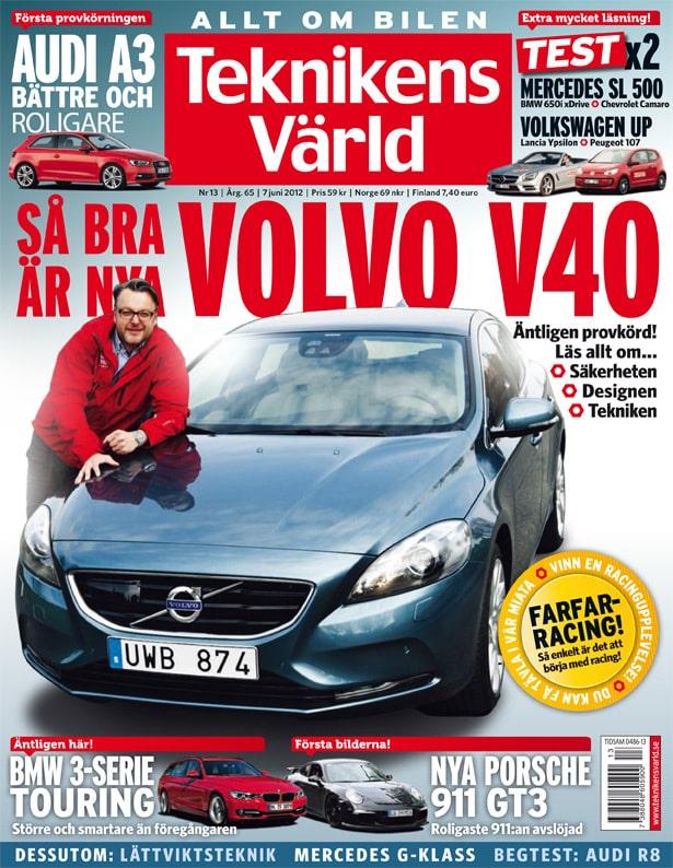 Teknikens Värld nummer 13 / 2012