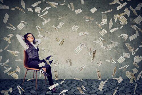 Se till att du har en positiv känsla i kroppen innan löneförhandlingen startar. Då ökar du chansen att få det du vill ha.