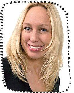 Barnpsykolog Anna Sylvén Björnör.