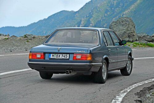 1979 var BMW 7-serie först ut med ABS-bromsar.