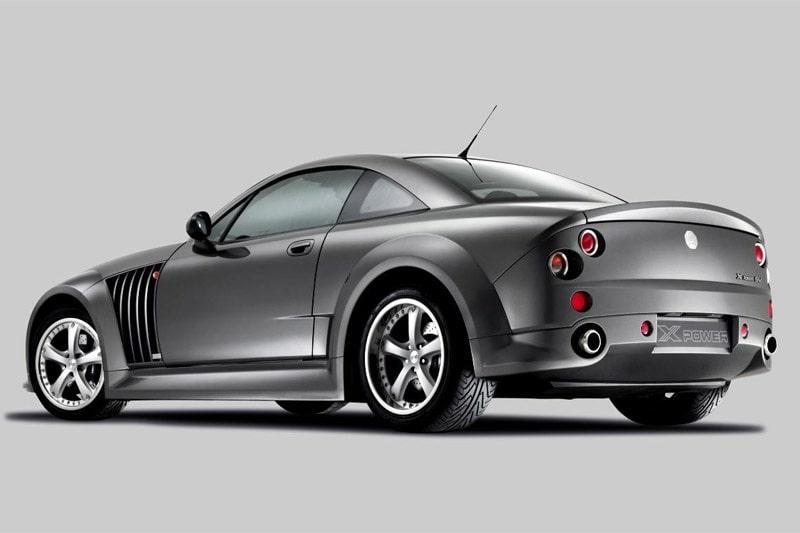 MG X-Power SV kan återuppstå som Autovia SV