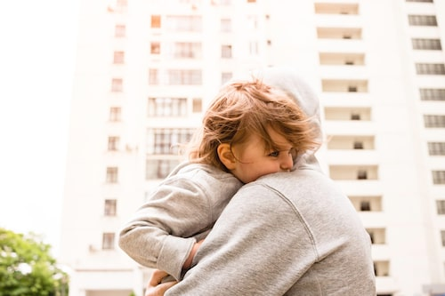 Förskolan är ditt barns nya vardag, som du ska lära känna, säger förskolläraren Jennifer Sääf.