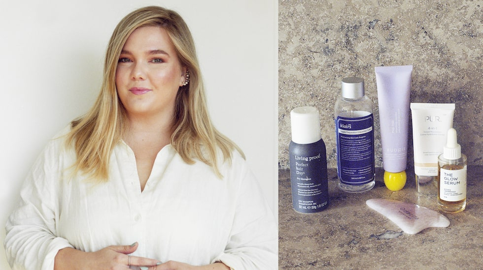 Felicia Kjellgren väljer 5 favoritprodukter.