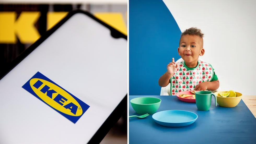 Ikea har upptäckt att deras populära tallrikar, skålar och muggar riskerar att gå sönder.