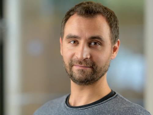 Amir Englund, cannabisforskare.