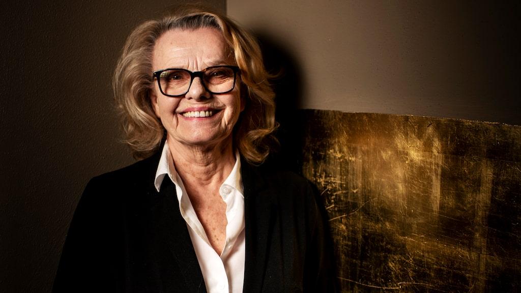 Marie Göranzon är dubbelaktuell i höst: Ny säsong av Colin Nutleys Bröllop, begravning och dop, samt filmen Orca av Josephine Bornebusch.