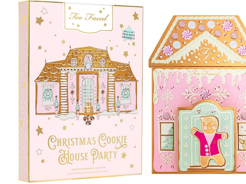 Gingerbread House Party Gift Box från Too Faced.