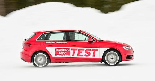 Bilen blir snyggare med större hjul, det tycker i alla fall vi. Men blir den bättre?