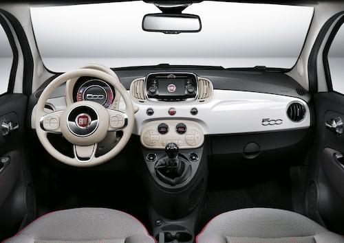 Man känner igen sig. Fiat har valt att inte ändra för mycket på ett framgångsrikt koncept.