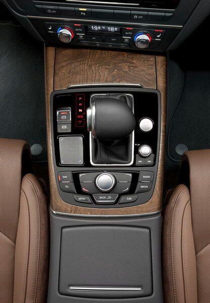 Nya Audi A6