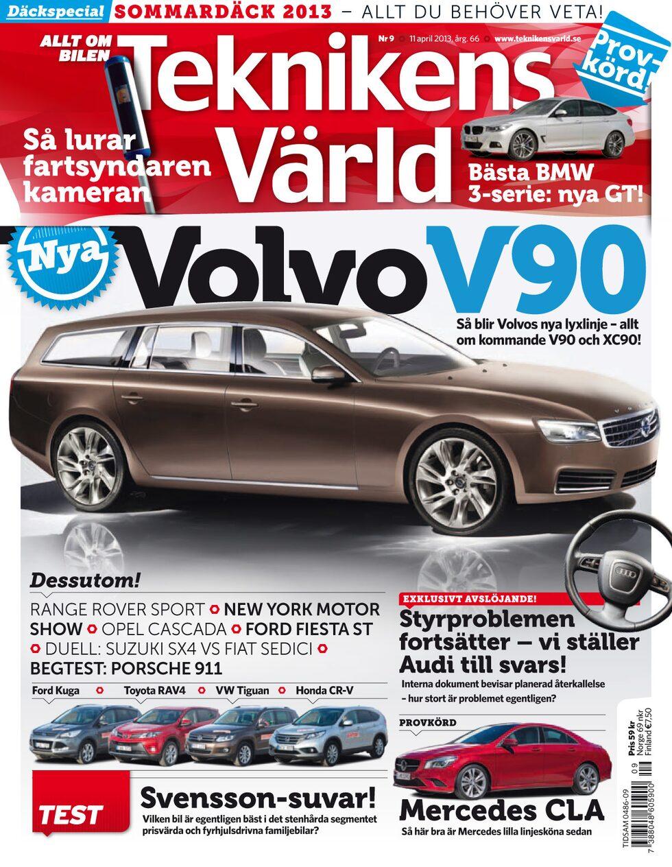 Teknikens Värld nummer 9 / 2013