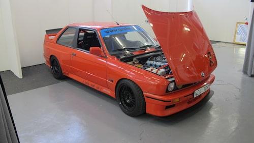 BMW M3 - originalet.