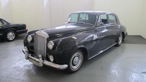Bentley S2 från 1960.