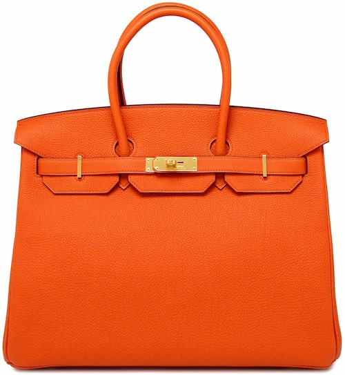 Hermès Birkinväska är dyr, men kommer enligt Vestiaire Collective fortsätta öka i värde.
