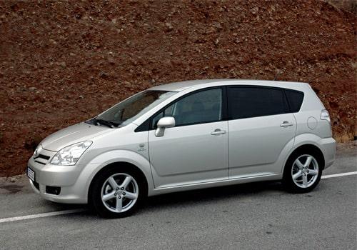 Provkörning av Toyota Corolla Verso 2,2 D-4D