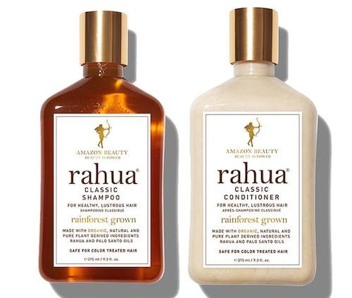 Recension på Classic shampoo och Classic conditioner, Rahua.
