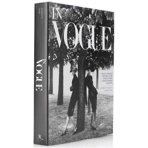 Modebok om Vogue.
