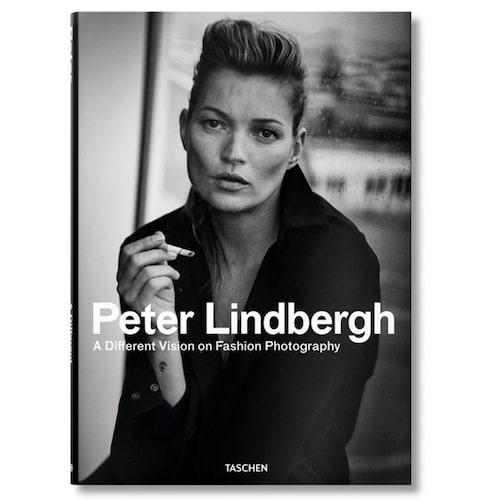 Modebok om Peter Lindbergh.