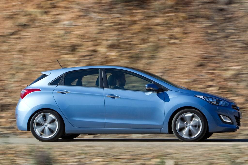 Provkörning av Hyundai i30 1,6 GDI