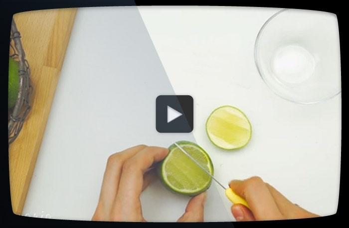 Pressa lime på bästa sätt
