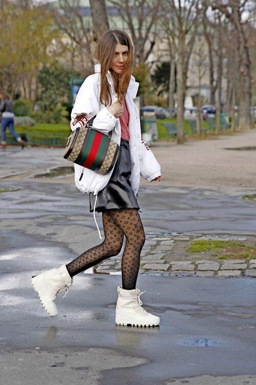 Låt din höstlook inspireras av stylisten Ursina Gysi.
