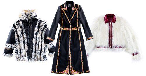 Kappor och jackor från Giambattista Valli x H&M-