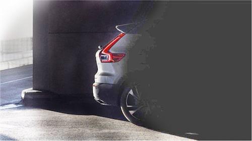 En medveten bildläcka? Notera högerdelen av bilden, där all information noggrant har suddats ut.