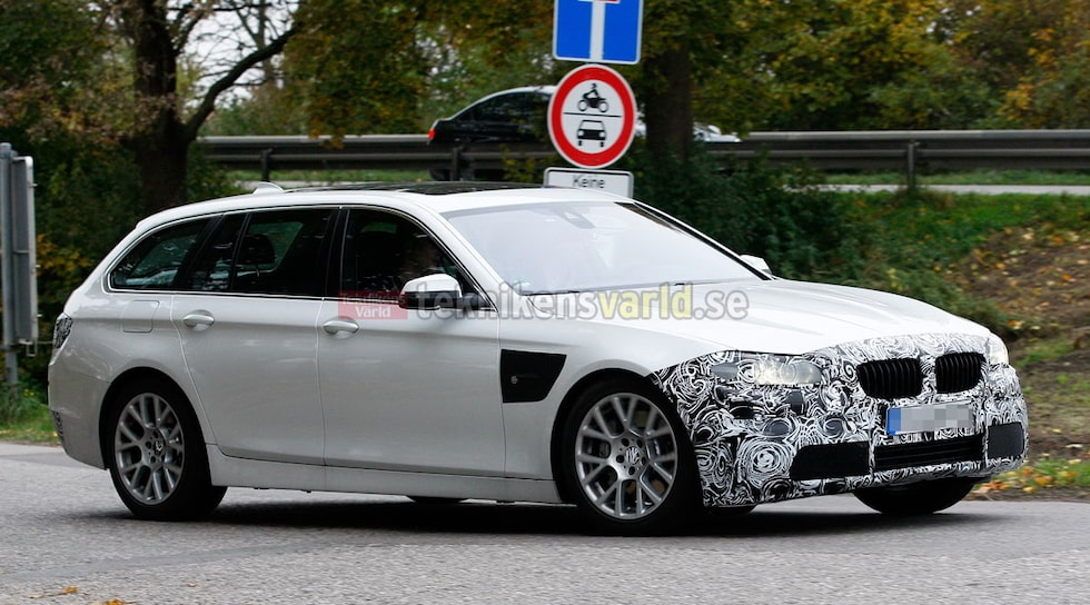 BMW 5-serie Touring F11 facelift