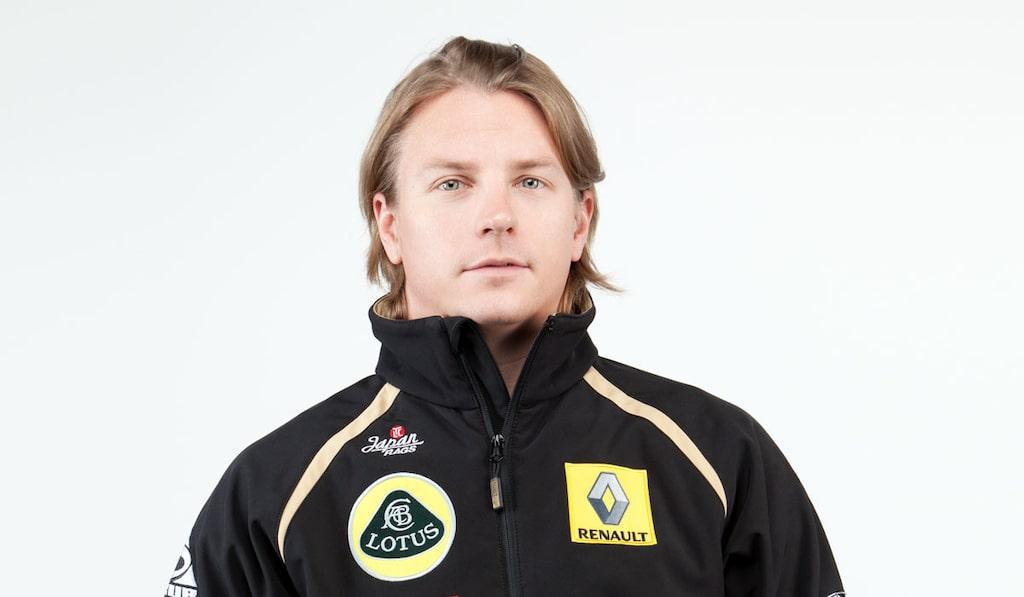 Kimi Räikkönen tillbaka i Formel 1! Kör för Lotus Renault GP 2012