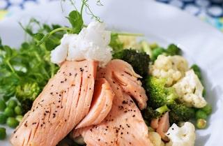 matsedel för viktnedgång