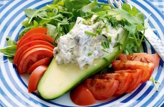 mat för viktminskning
