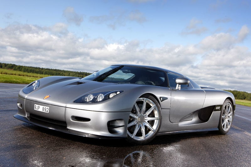 Koenigsegg CCR Evolution