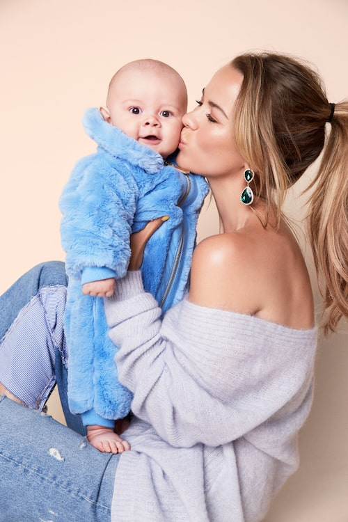 Margaux blev dessutom utsedd till Årets nykläckta mamma på Årets mama 2017.