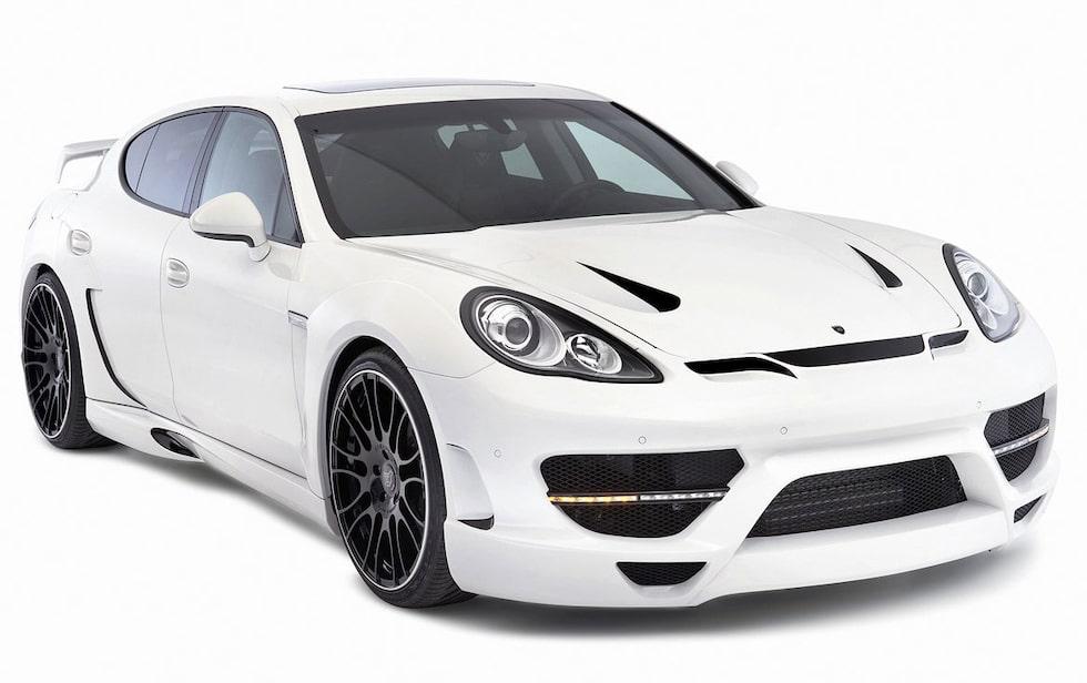 Hamann Cyrano biffar till Porsche Panamera