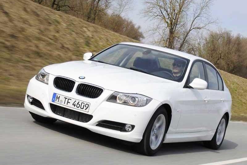 Provkörning av BMW 320d EfficientDynamics Edition