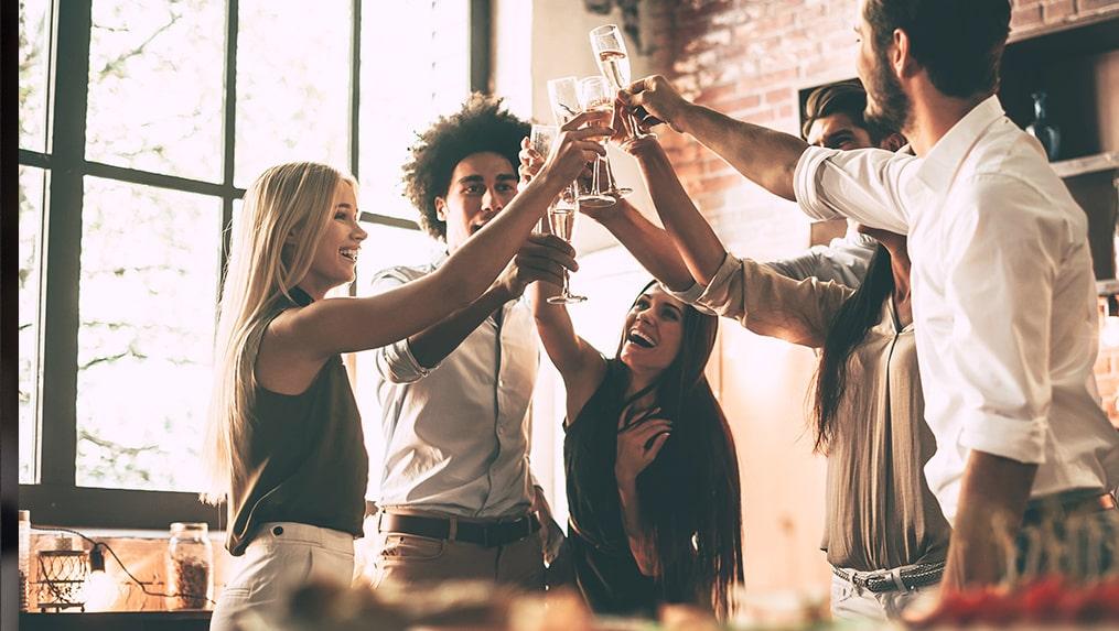 Förslag på fina gå bort-presenter som är roligare än en flaska vin!
